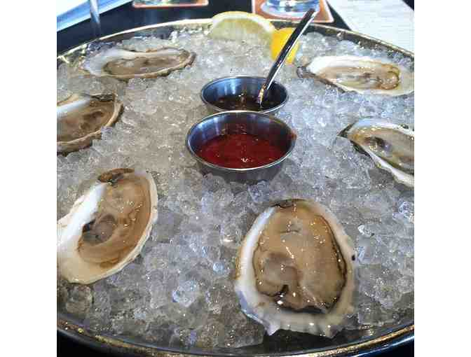 Island Creek Oyster Bar, Burlington - Chef's Tasting with Wine Pairings for Four People
