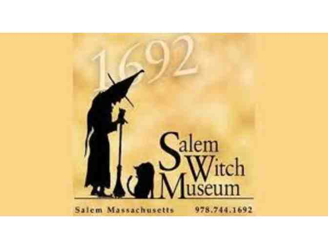Salem Witch Museum, Salem, MA - Family Pass for Six