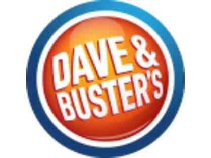 Dave and Buster's - $20 in Gift Cards
