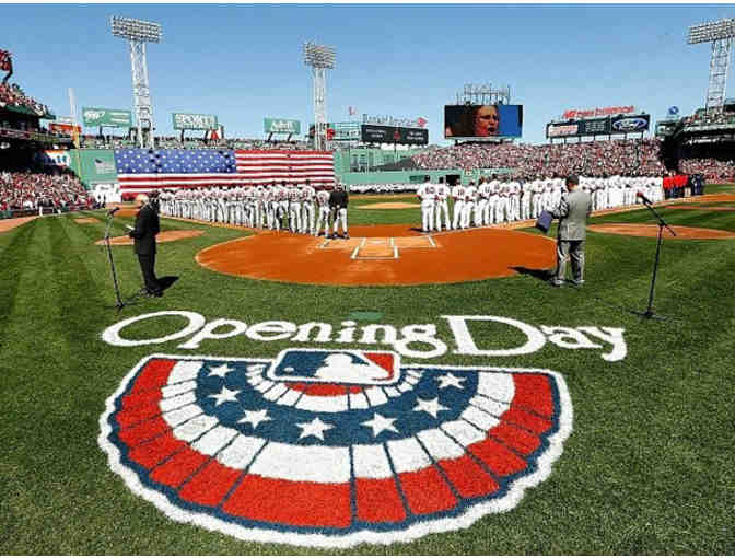 Boston Red Sox Home Opener - Box Seats for 4 people - April 2, 2:05pm