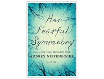 Dinner with 'The Time Travelers Wife' author, Audrey Niffenegger