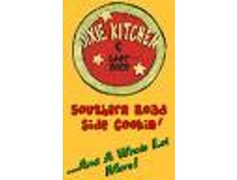 Dixie Kitchen Gift Certificate