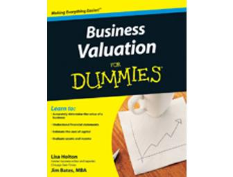 'Business Valuation for Dummies' by Lisa Holton