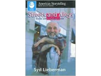 'Streets and Alleys - Stories with a Chicago Accent' by Syd Lieberman