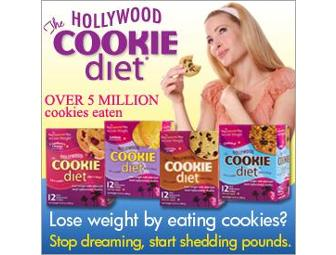 Hollywood Cookie Diet® - 12-16 Day Supply