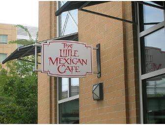 $50 Little Mexican Cafe Gift Certificate