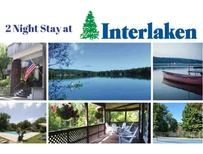 2 Night Stay at Interlaken Inn