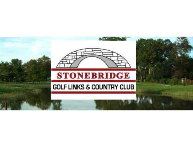 Round of Golf at Stonebridge Golf Links & Country Club