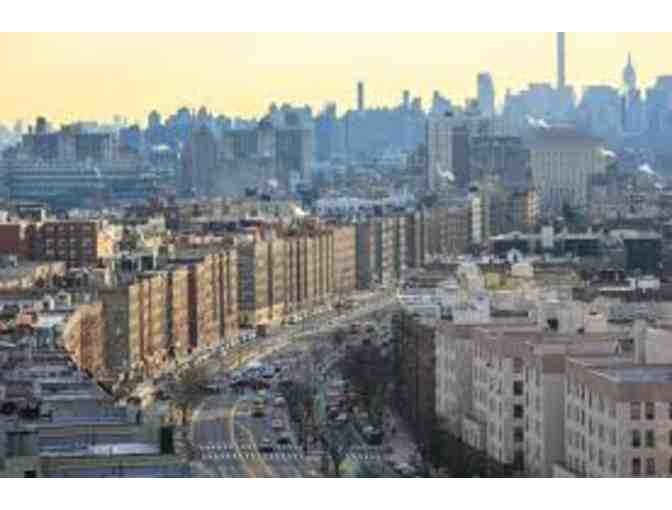 DISCOVER THE GRAND CONCOURSE Group Walking Tour