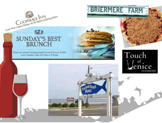 Southold Beach & North Fork Winery Getaway