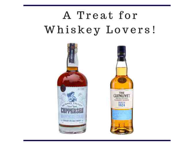 A Treat for Whiskey Lovers!