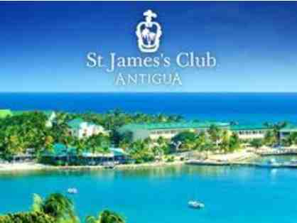 7-9 Nights at St. James Club in Antigua! All-Inclusive Resort!