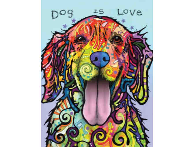 Dean Russo 'Dog is Love Journal
