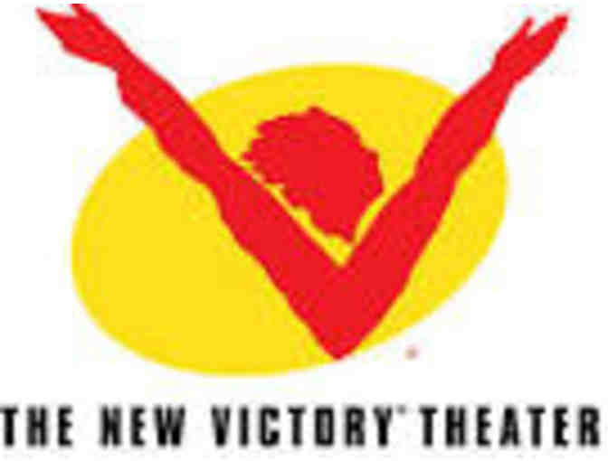 The New York Victory Theater 2 Tickets for the 2015/16 Season
