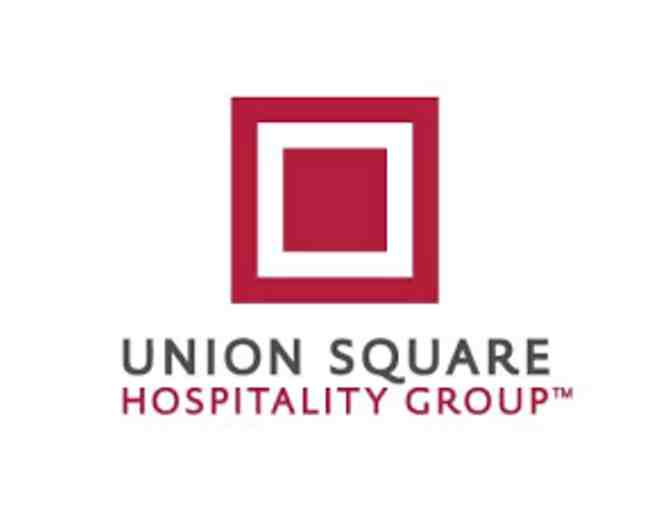 $100 Gift Card to a Union Square Hospitality Group Restaurant