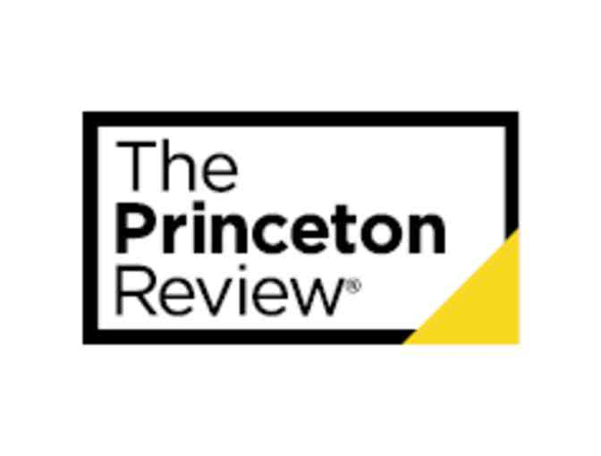 The Princeton Review Course and 3 Hours of Tutoring