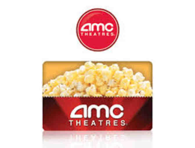 4 Community Passes to AMC Theaters