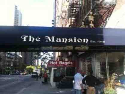 The Mansion Restaurant $25.00 Gift Card