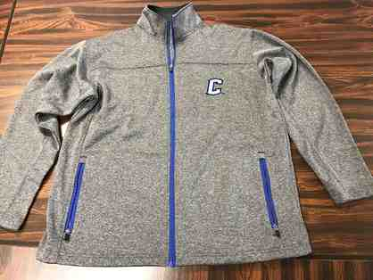 Creighton Full Zip Active Wear Jacket Size Large