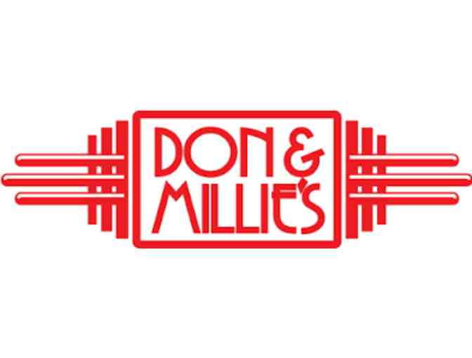 $25 Don & Millie's Gift Card - Photo 1