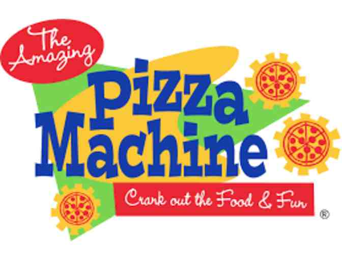$20 Gift Card to the Amazing Pizza Machine - Photo 1