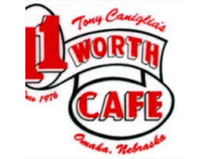 $20 11 Worth Cafe $20 Gift Card - Photo 1