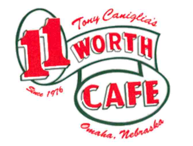 $20 11 Worth Cafe Gift Card - Photo 1