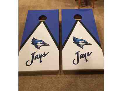 Creighton Blue Jays - Corn Hole Game