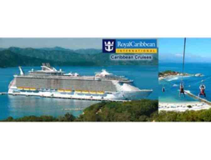 Royal Caribbean Cruise - 4 or 5 Night to the Caribbean for Two (2)