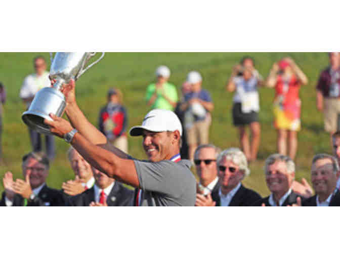 U.S. Open Golf Tournament. 3-Night Stay with Airfare for 2
