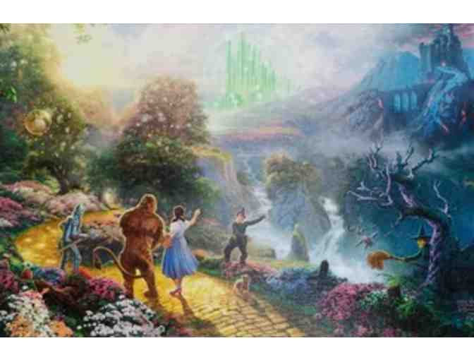 Wizard of Oz by Kinkade (19x25)
