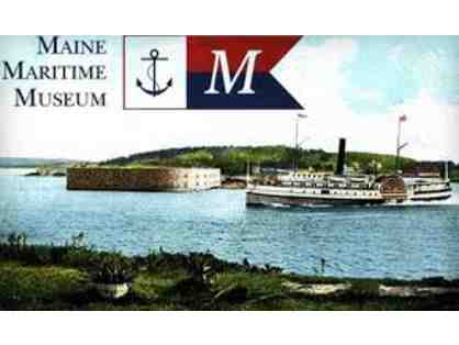 Maine Maritime Museum - 2 Tickets