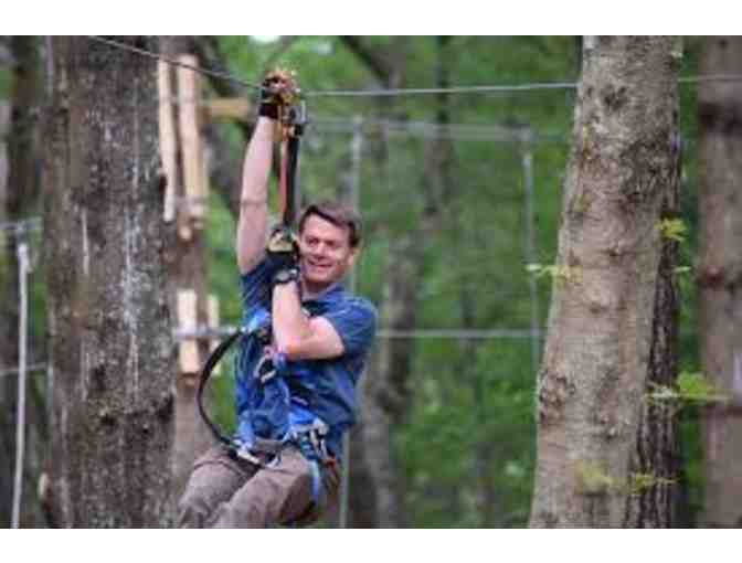 Treetop Adventures, Canton MA - 2 Tickets - Photo 1