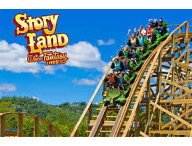 Story Land, Bartlett, NH - 2 Day Passes