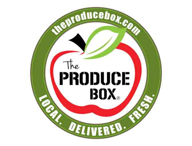 #knowyourfarmer $25 Gift card to The Produce Box! Local NC produce delivered to you!