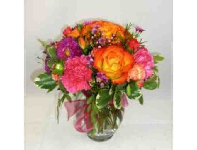 Beautiful Bouquets for special/everyday!  A $35 gift certificate to Victoria Park Florist!