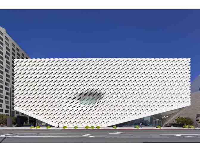 4 VIP Passes to The Broad