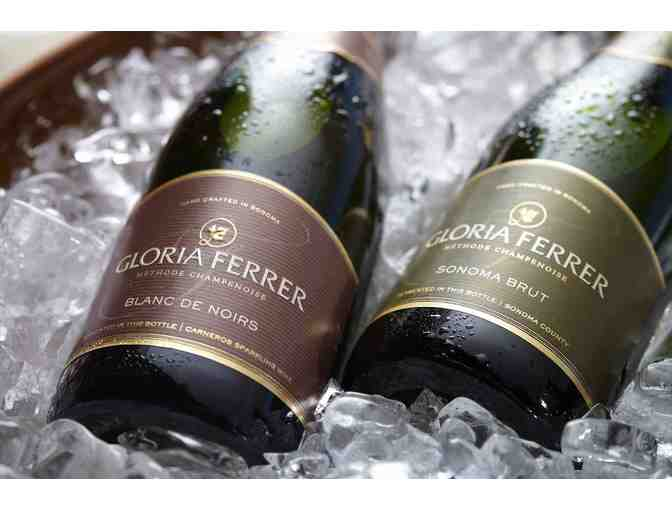 VIP Tour and Tasting for 4 at Gloria Ferrer