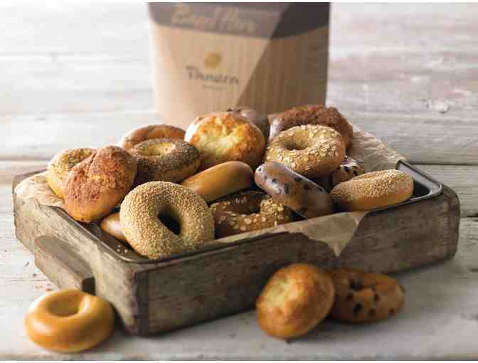 Bagels for a  Year from Panera
