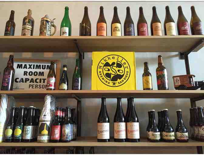 $25 to Mikkeller Oakland Tasting Room & Bottle Shop