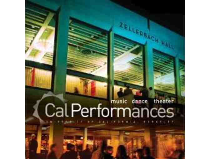 2 Tickets to a Cal Performances' Performance