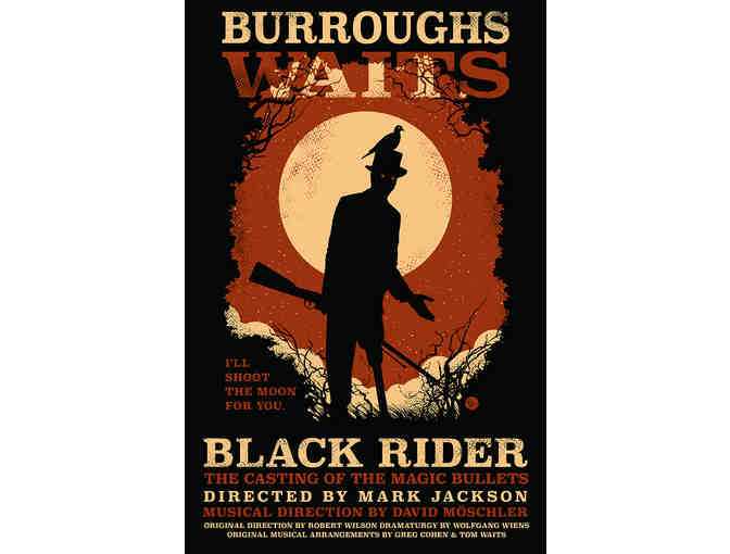 2 Tickets to 'Black Rider' (feat. Tom Waits music) at Shotgun Players