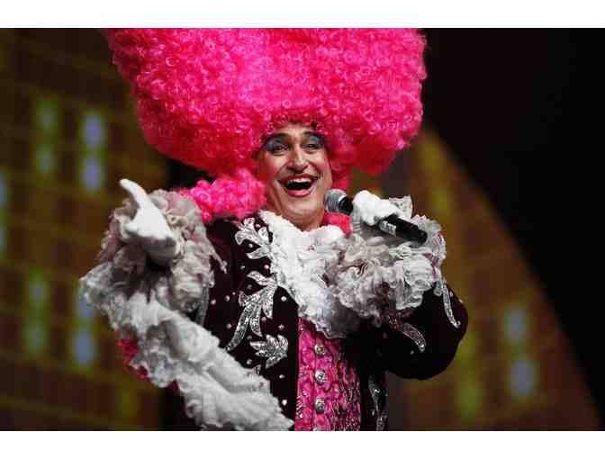 2 Tickets to Beach Blanket Babylon