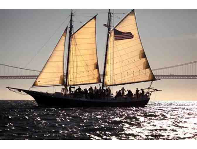 Sail on the San Francisco Bay