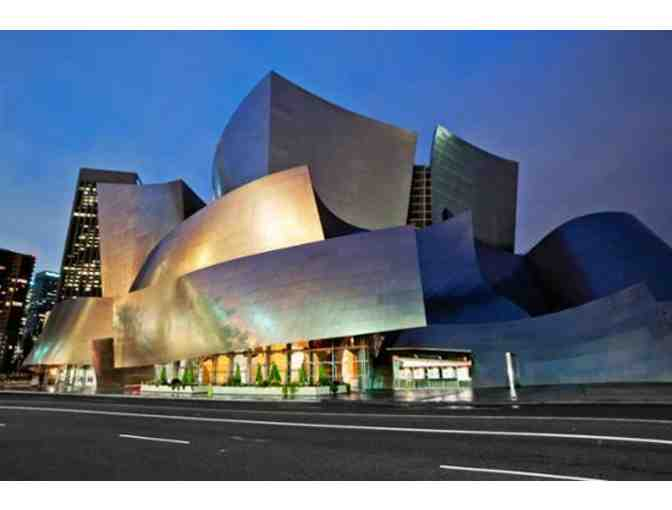 2 Reserved Seats for the LA Philharmonic at the Walt Disney Concert Hall