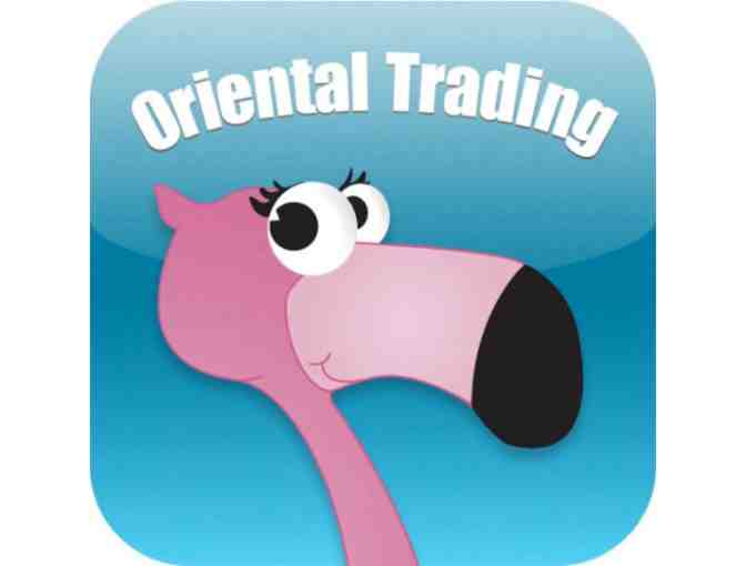 $25 to Oriental Trading