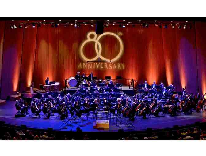 2 Tickets to a Classical Performance at Long Beach Symphony