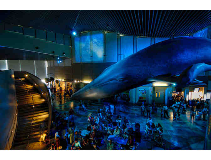 2 Tickets to Aquarium of the Pacific
