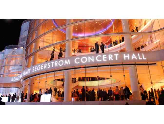 2 Tickets to Orange County's Pacific Symphony