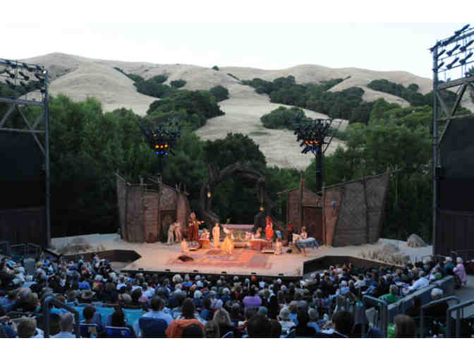 2 Tickets to California Shakespeare Theater (Outdoor Performances)